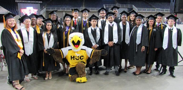 2017 scholarship recipient graduates resize