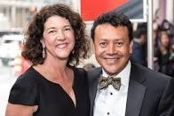 Chef Hugo and wife, Tracy Vaught