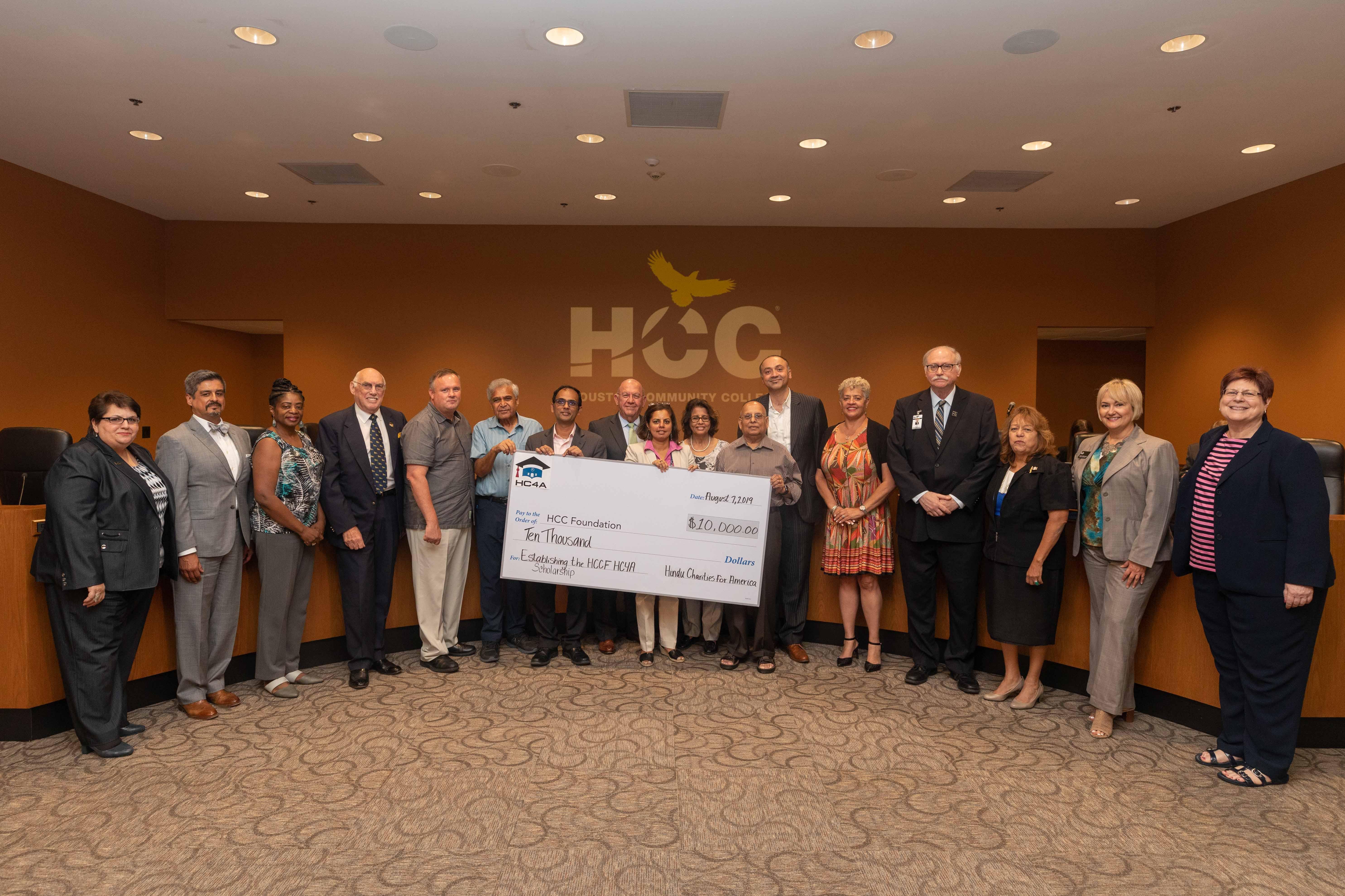 Houston Community College Foundation