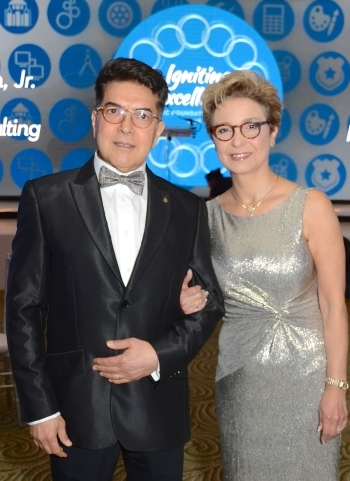 lina and michael 2018 gala